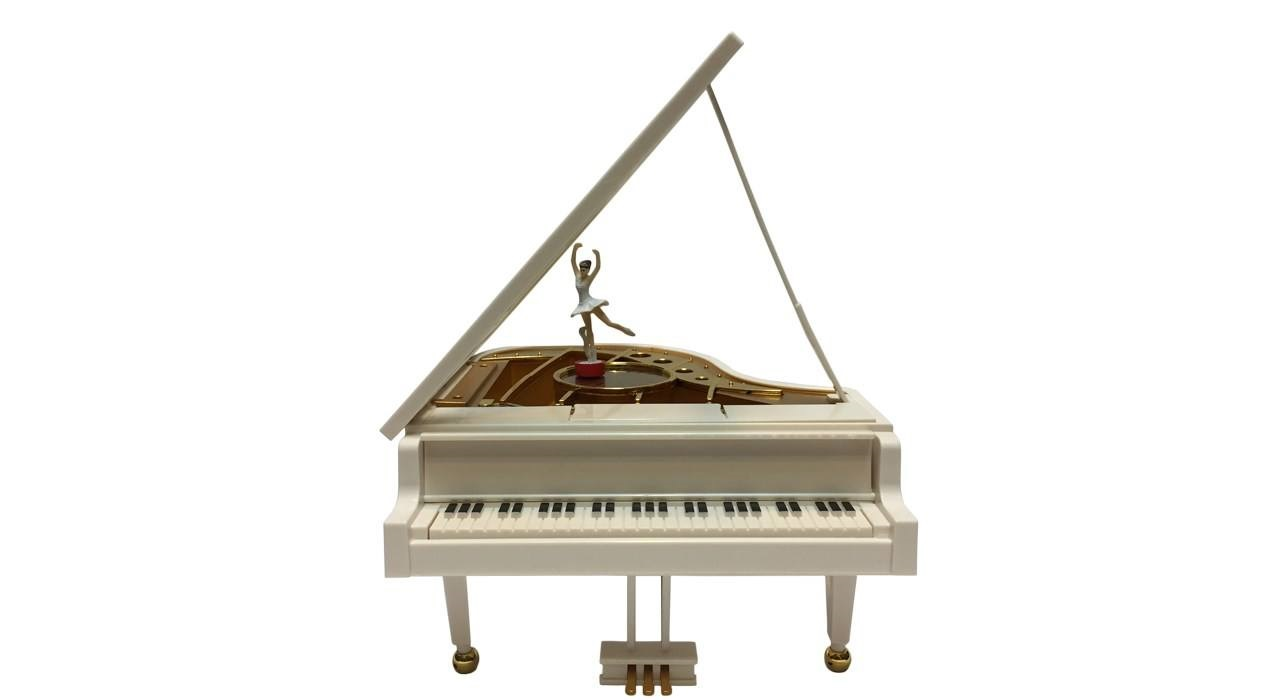 ماکت موزیکال گالری ره آورد طرح پیانو کد 1579