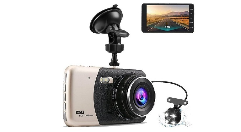 دوربین فیلم برداری خودرو زینس مدل Full HD Z20A
