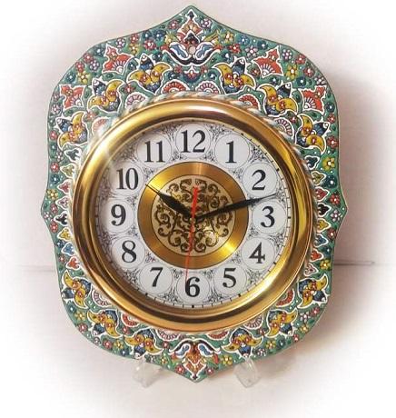 ساعت میناکاری کد W212