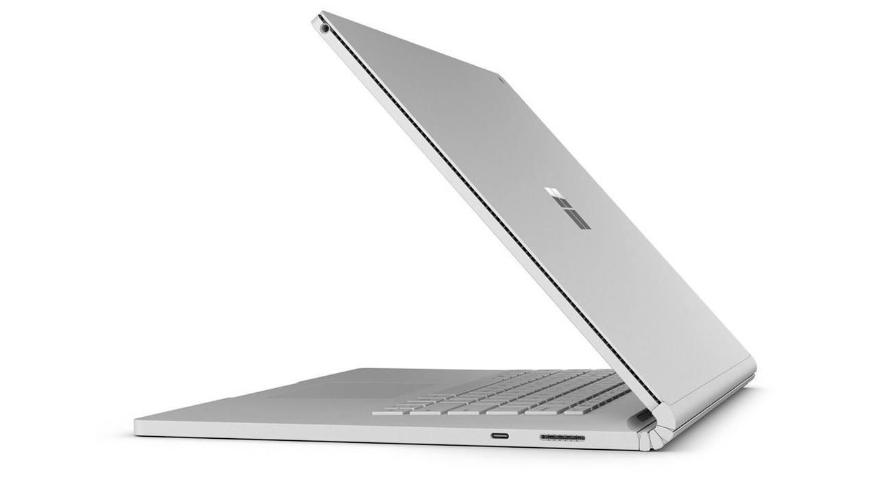 لپ تاپ 13 اینچی مایکروسافت مدل Surface Book 2- B