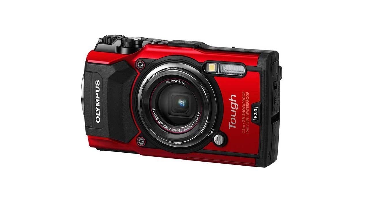 دوربین فیلم برداری ورزشی الیمپوس مدل Tough TG-5