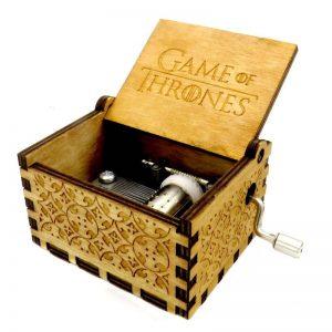 جعبه موزیکال مدل Game Of Thrones
