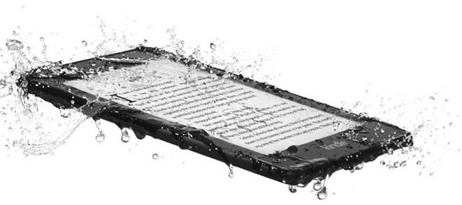 کتابخوان آمازون مدل Kindle Paperwhite