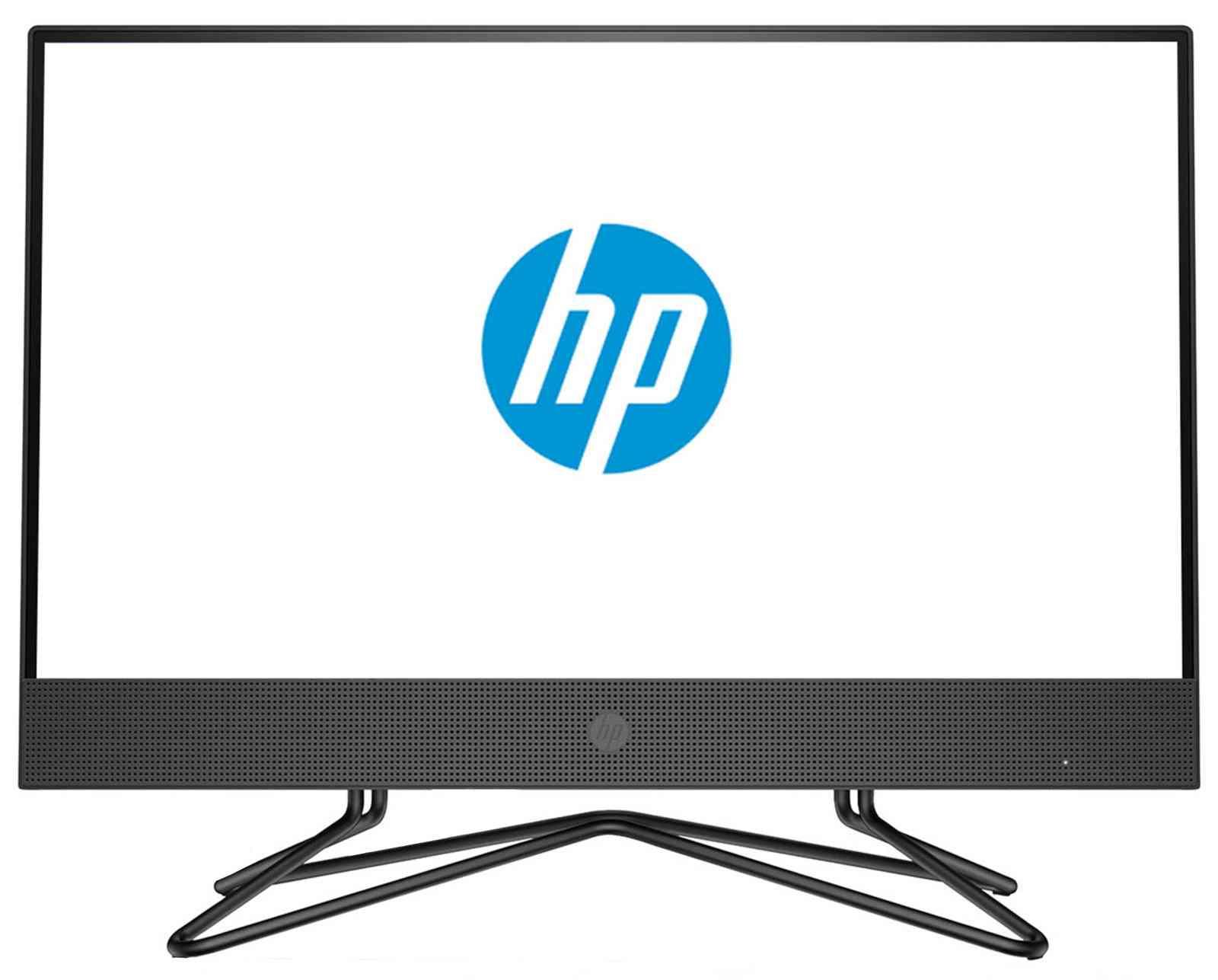 HP 22-inch All-in-One Desktop Computer