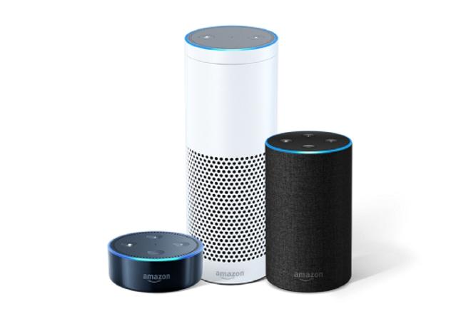 alexa speakers