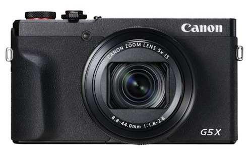 Canon PowerShot G5 X Mark II