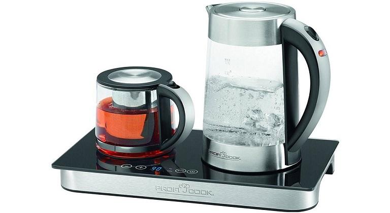 چای ساز پروفی کوک مدل PC TKS 1056 WHI/BLA