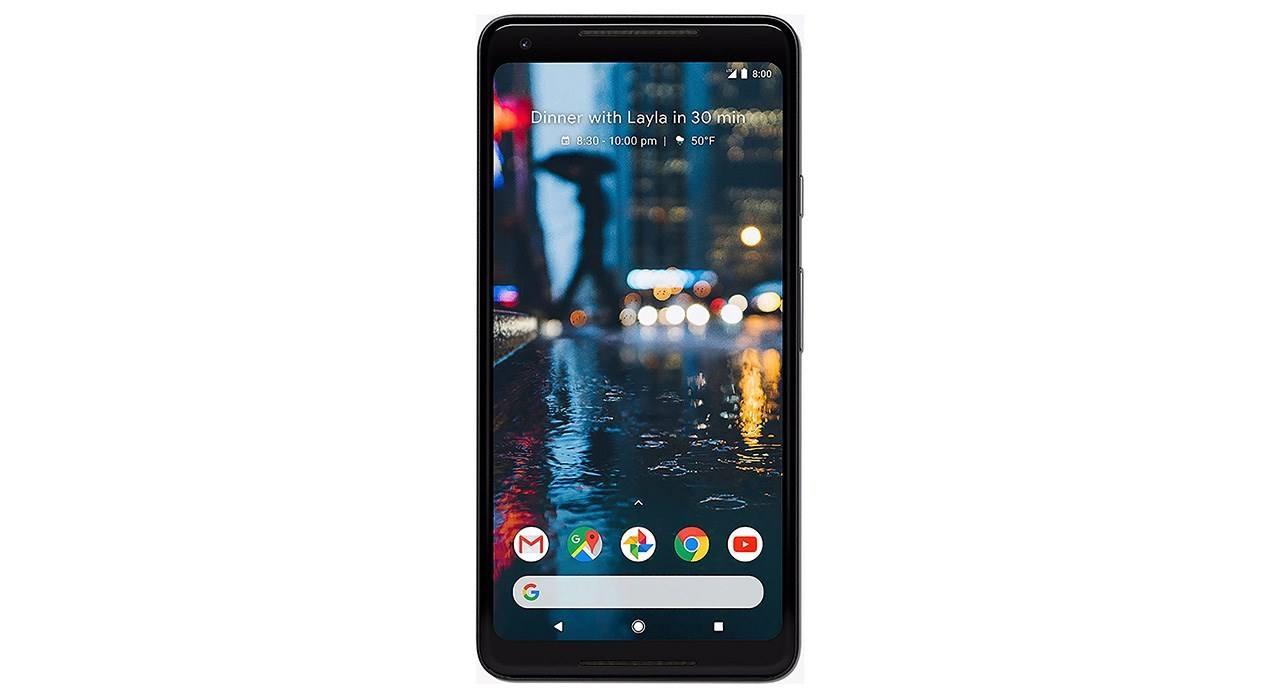 گوشی موبایل گوگل مدل Pixel 2 XL ظرفیت 64 گیگابایت