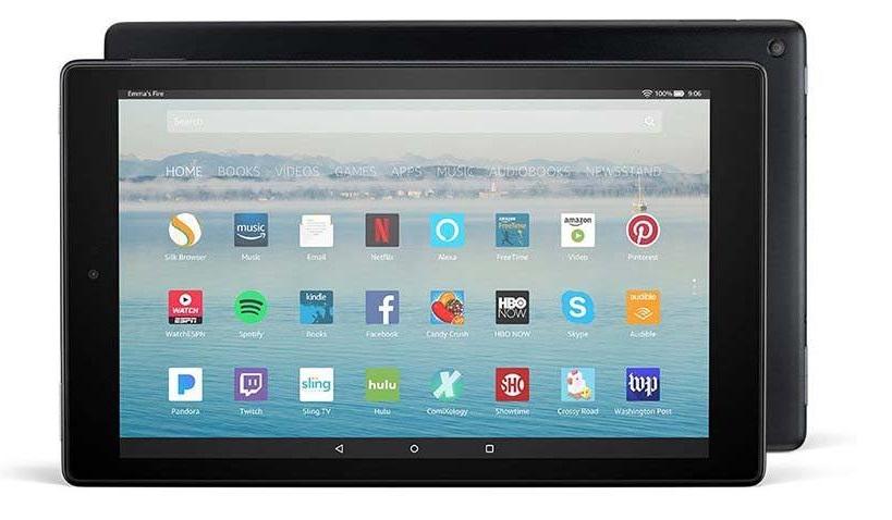 تبلت آمازون مدل Fire HD 10 ظرفیت 32 گیگابایت