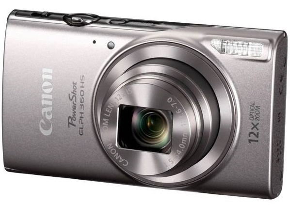 دوربین دیجیتال کانن مدل Powershot ELPH 360 HS