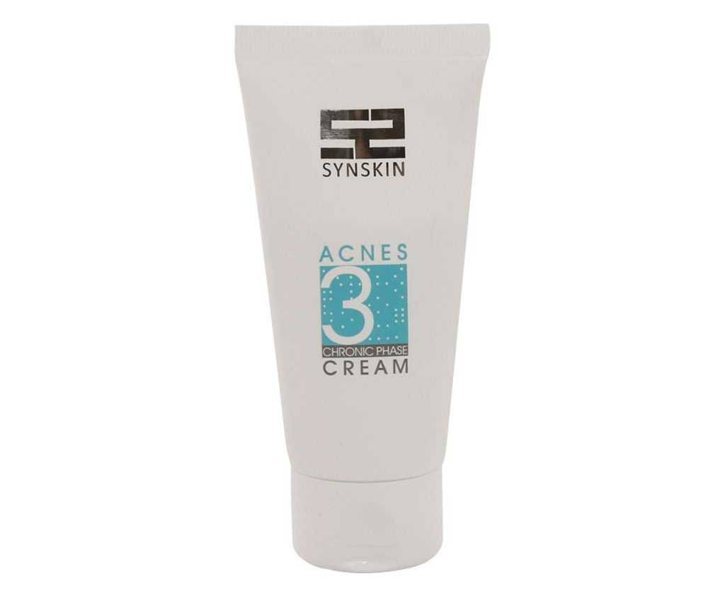 کرم ضد جوش مدل ساین اسکین acnes3