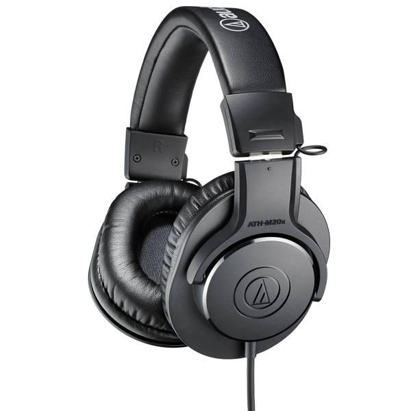 بهترین هدفون اقتصادی: Audio-Technica ATH-M20x