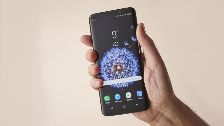 گوشی موبایل سامسونگ مدل Galaxy S9 Plus دو سیم کارت ظرفیت 64 گیگابایت