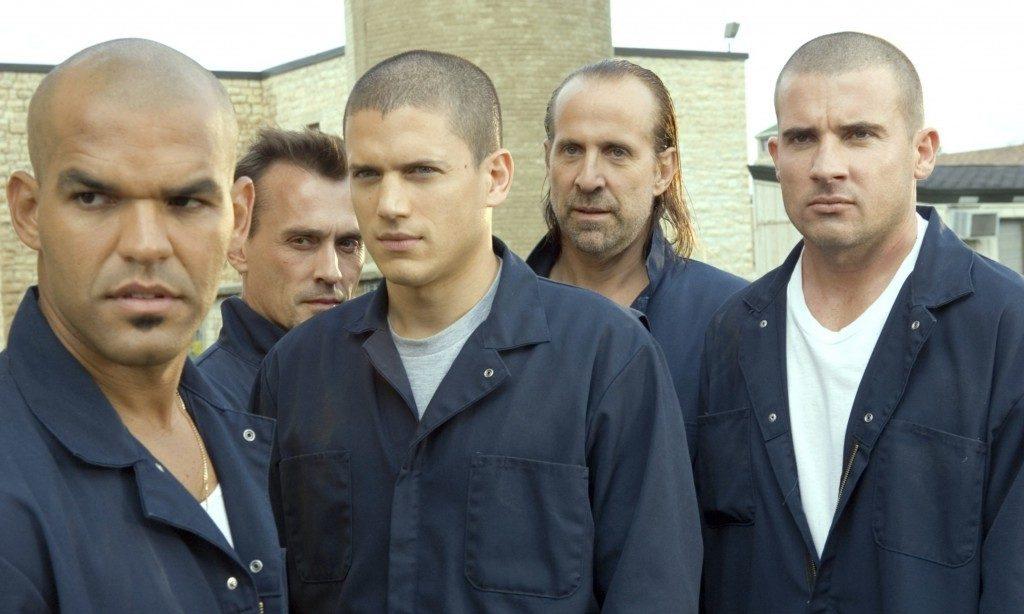 13. Prison Break