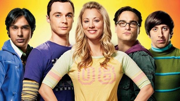 16. The Big Bang Theory