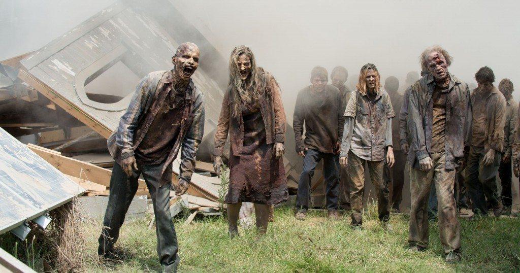 9. Walking Dead