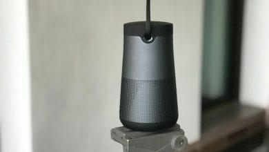 Photo of بررسی اسپیکر بلوتوثی +Bose SoundLink Revolve