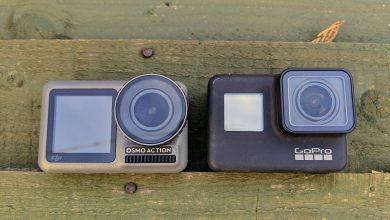 Photo of مقایسه DJI Osmo Action و GoPro Hero 7 Black: کدام دستگاه را باید خرید؟