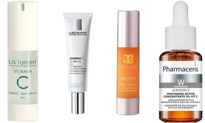 ویتامین سی برای مراقبت از پوست