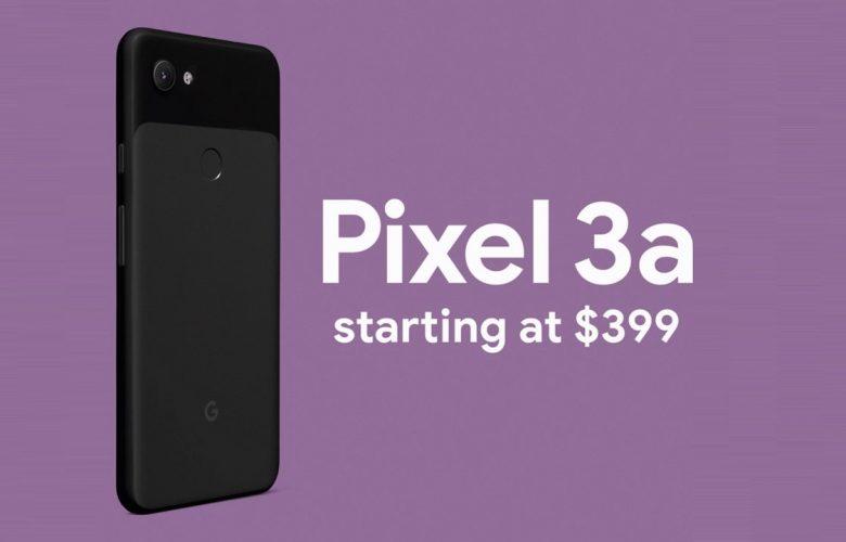 گوشی Google Pixel 3a