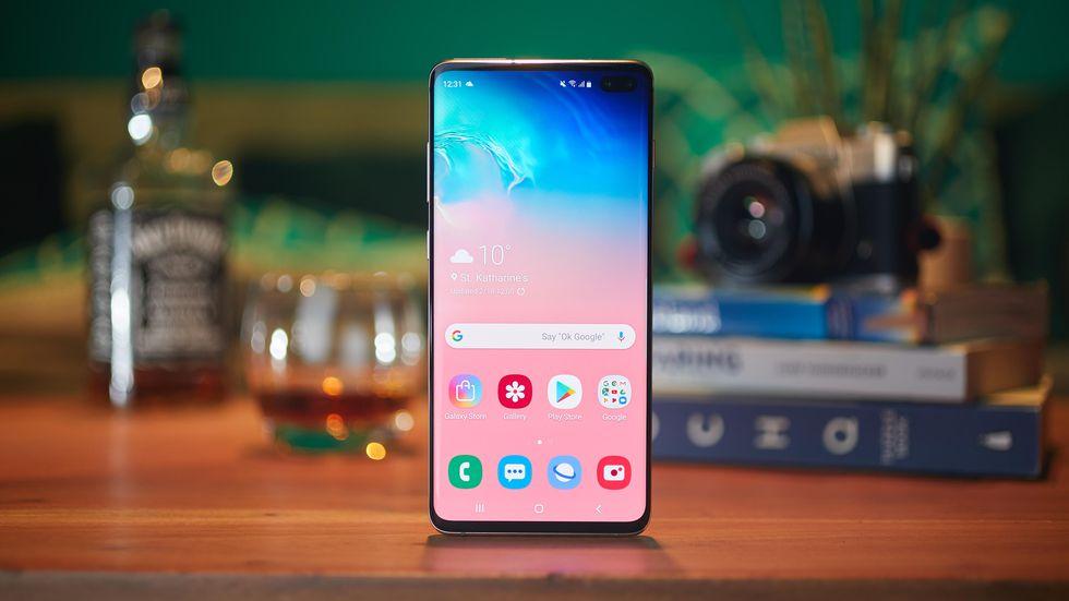 گوشی موبایل سامسونگ مدل Galaxy S10 Plus