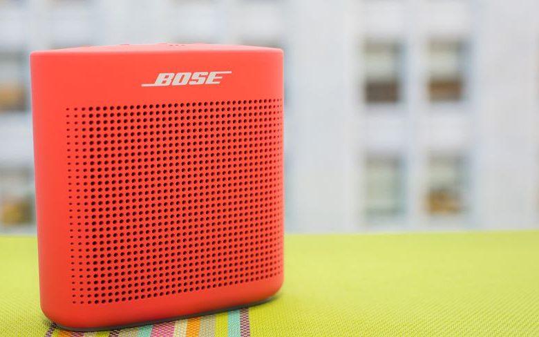 اسپیکر بلوتوثی قابل حمل بوز مدل SoundLink Color II