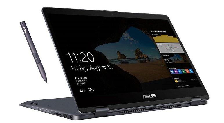 لپ تاپ 15 اینچی ایسوس مدل VivoBook Flip TP510UA - D