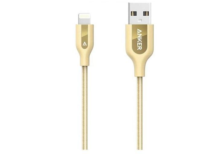 کابل تبدیل USB به لایتنینگ انکر مدل A8121 PowerLine Plus طول 0.9 متر