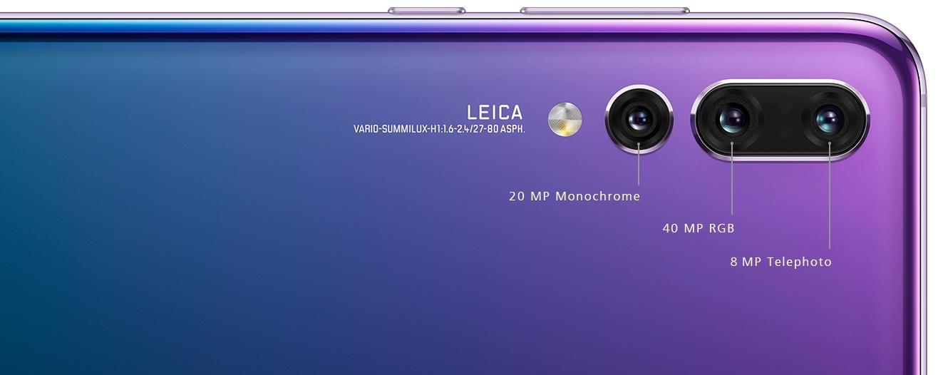 گوشی موبایل هوآوی مدل P20 Pro دو سیم کارت ظرفیت 128 گیگابایت