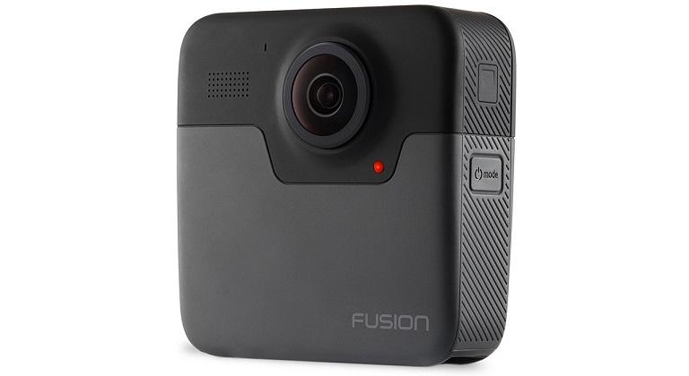 دوربین فیلمبرداری ورزشی 360 درجه گوپرو مدل Fusion