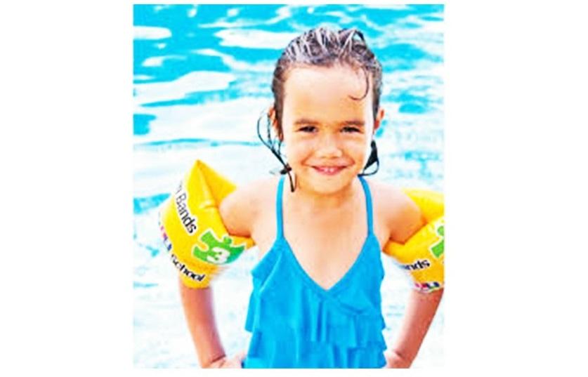 بازو بند شنای اینتکس مدل Pool School 3