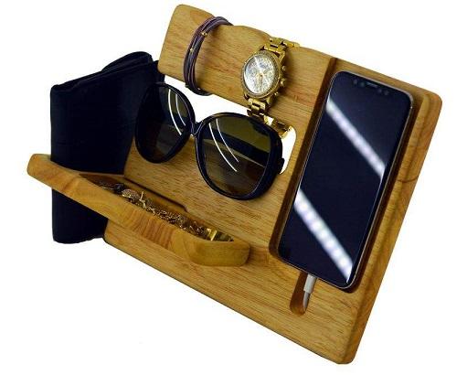 پایه نگهدارنده گوشی موبایل و لوازم ضروری مدل زئوس