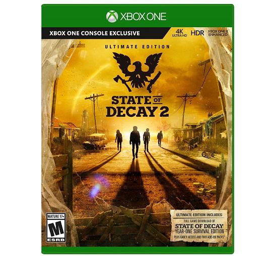 بازی 2 State Of decay مخصوص Xbox One