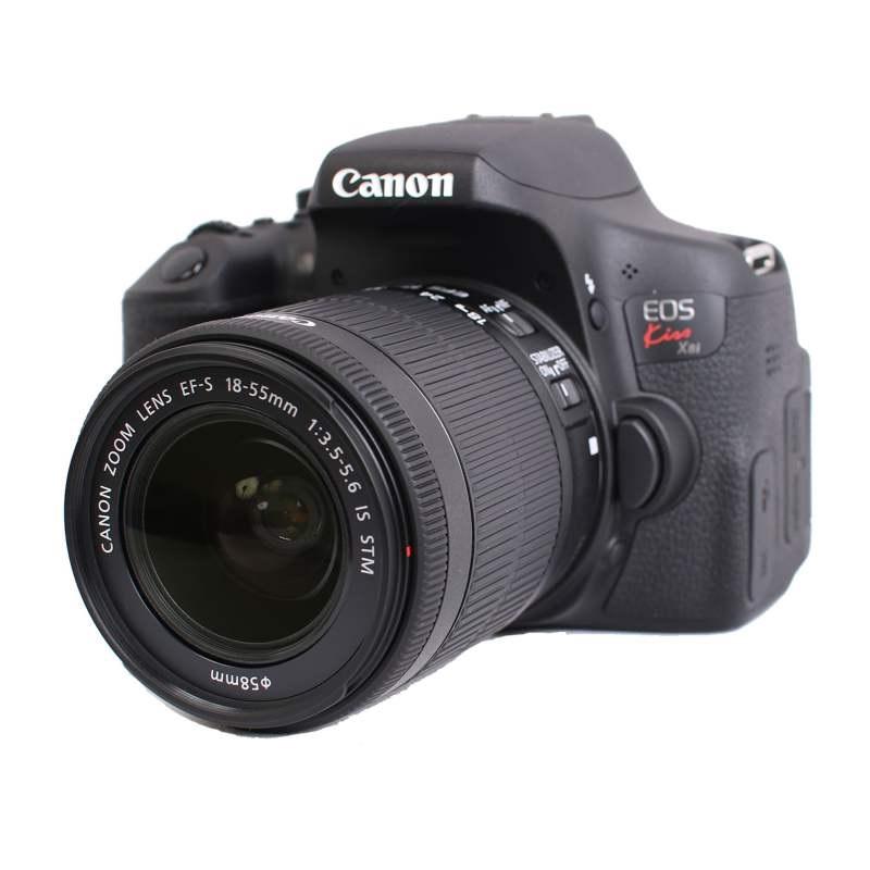 دوربین دیجیتال کانن 750D / Kiss X8i به همراه لنز 18-55 میلی متر
