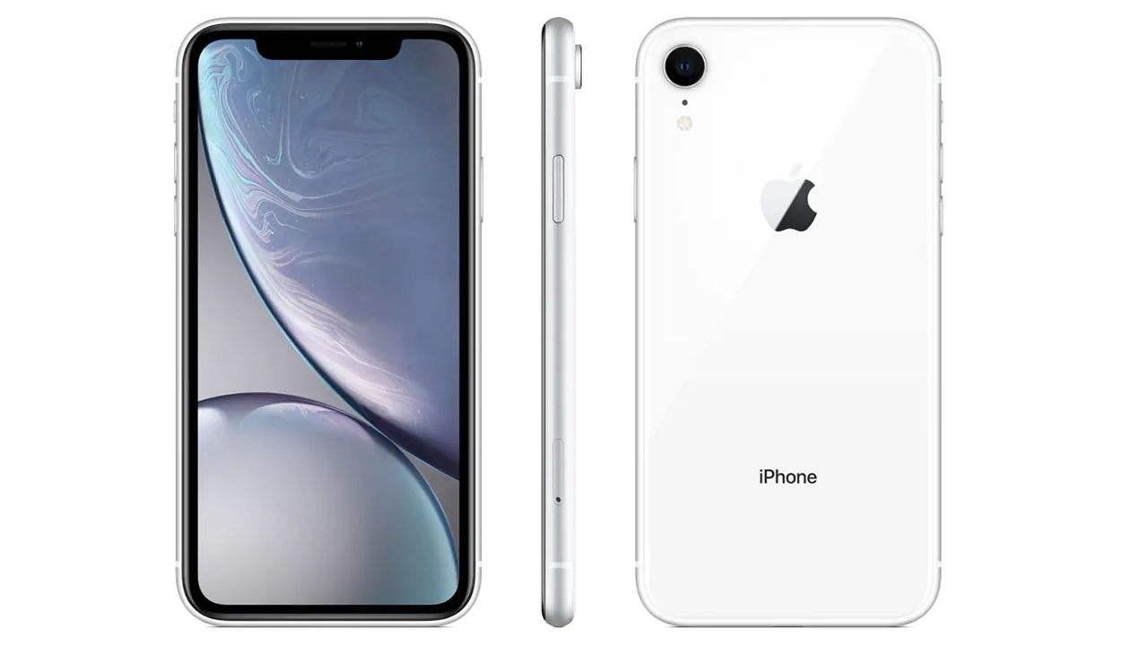 گوشی موبایل اپل مدل iPhone XR دو سیم کارت ظرفیت 128 گیگابایت