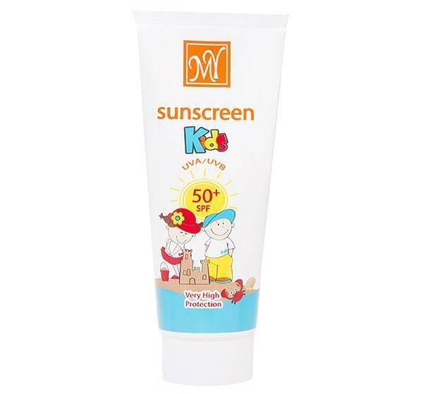 کرم ضد آفتاب کودک مای مدل Kids SPF50