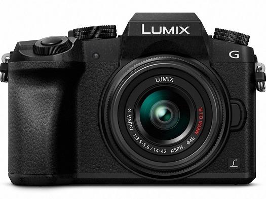 دوربین عکاسیPanasonic Lumix G7