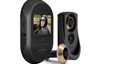 Photo of بررسی دوربین امنیتی درب منزل مدل Brinno SHC500