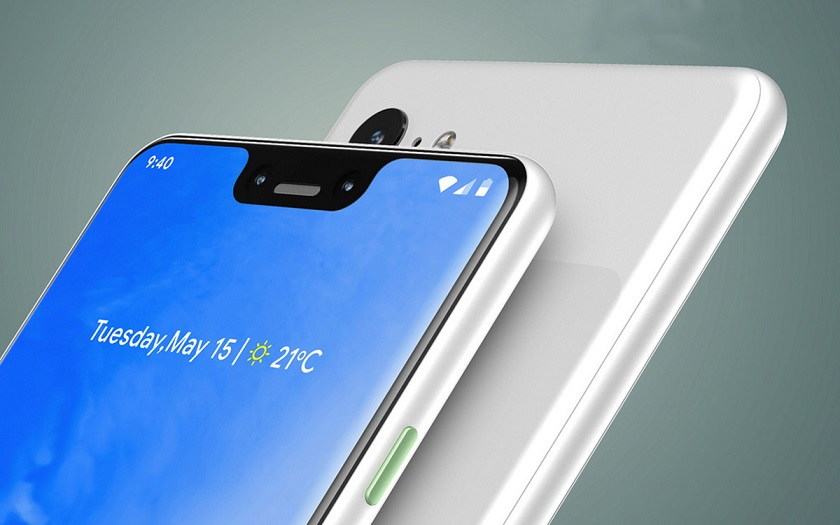 گوشی موبایل گوگل مدل 3 Pixel ظرفیت 128 گیگابایت