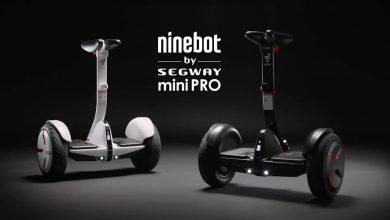 Photo of نقد و بررسی اسکوتر Ninebot by Segway MiniPro