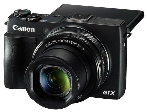 دوربین دیجیتال کانن مدل Powershot G1X Mark II