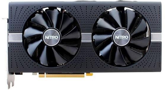 کارت گرافیک سافایر مدل NITRO PLUS RX580 4G DD5