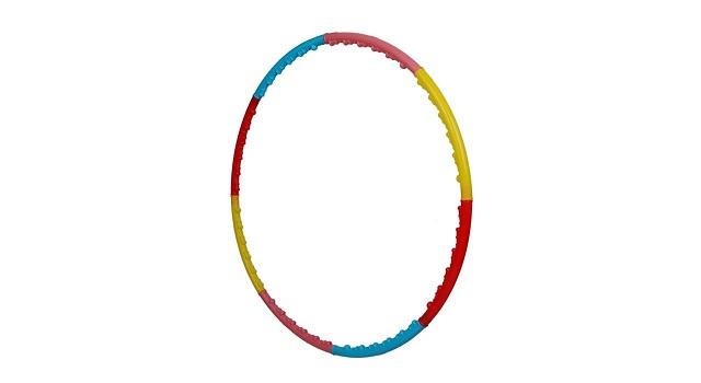 حلقه لاغری مدل هشت تیکه