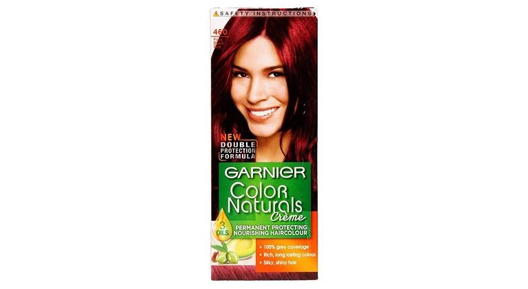 کیت رنگ مو گارنیه شماره Color Naturals Adria Shade 460