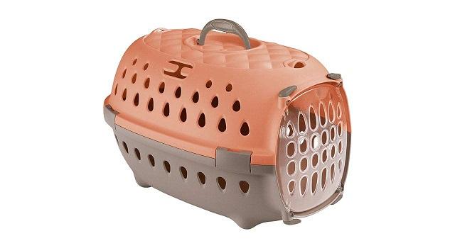باکس حمل سگ و گربه استفان پلاست مدل TRAVEL CHIC A