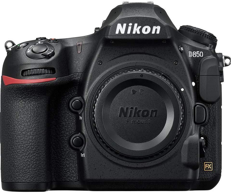 بهترین عمر باطری: دوربینNikon D850
