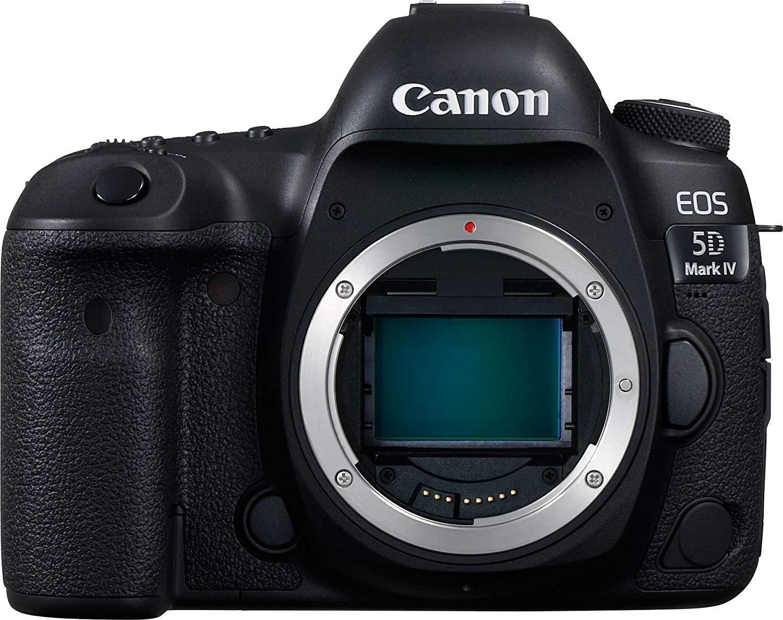 بهترین برای فیلمبرداری: دوربینCanon EOS 5D Mark IV