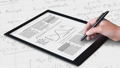 Photo of بررسی کاغذ الکترونیکی Sony Digital Paper
