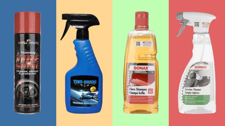 Photo of ۱۱ محصول بهداشتی برای نظافت درون و بیرون خودرو