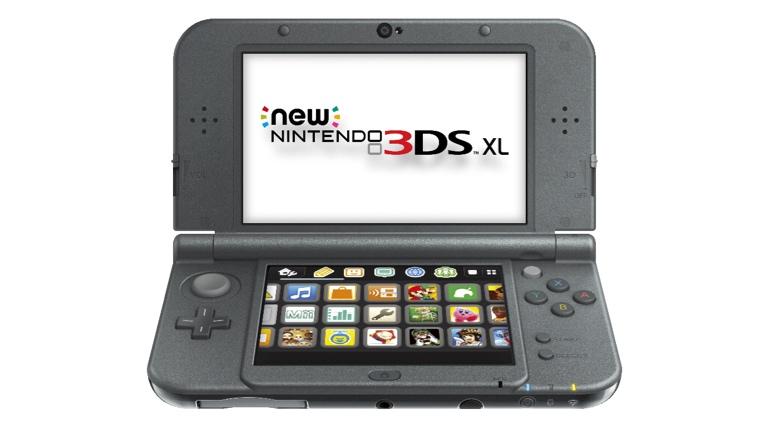بهترین کنسول دستی:Nintendo 3DS XL